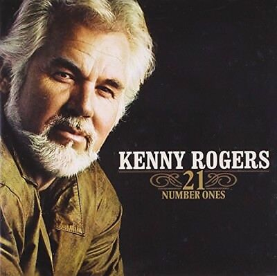 Kenny Rogers - 21 Number Ones-Int'L (CD Used Like New)