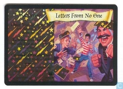 Harry Potter Diagon Alley Foil Card *Letters From No One* TCG CCG
