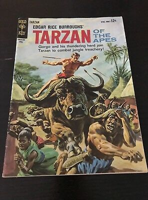 Comics, Tarzan Of The Apes, Gold Key, 1964