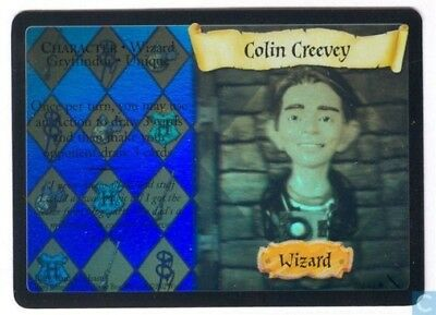 Harry Potter Chamber of Secrets Foil Card *Colin Creevey* TCG CCG
