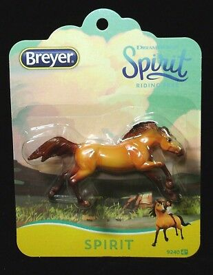 Breyer 9240~Dreamworks~  2018 Toy Fair SPIRIT RIDING FREE Stablemate  ~MOSC~RARE