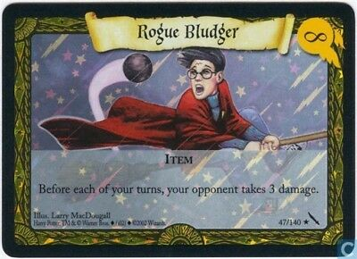 Harry Potter TCG Chamber Of Secrets Body Blow 4//140