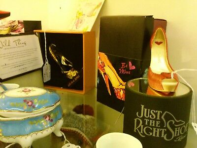 Just the Right Shoe -  Be Mine