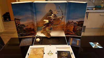 Assassins Creed Origins - Dawn of the Creed Collectors Edition