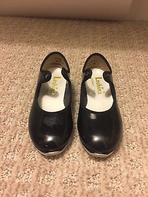 Loshin's Tap Shoes Toddler Size 8 1/2