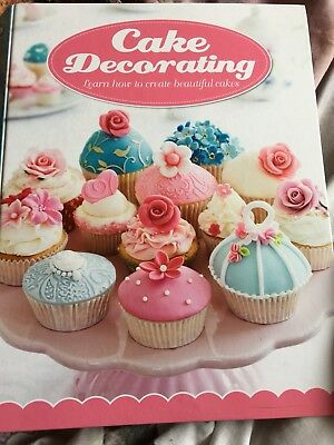 Deagostini Cake Decorating Magazines & Binder Issues 1-14 & Jubilee Special