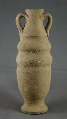Ancient Roman Jewish artifact pottery terracotta vase perfume fish sause olive