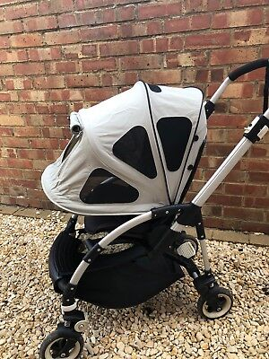 Breezy Canopy for Bugaboo Bee, Bee3 and Bee5 great condition with box!