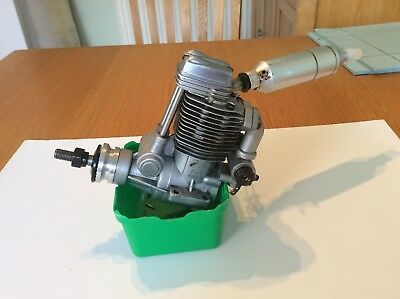 Rc Os 70Fs Four Stroke Engine For Model Airplane