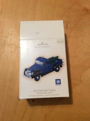 $15 Hallmark Keepsake 1947 Chevrolet Pick Up B24