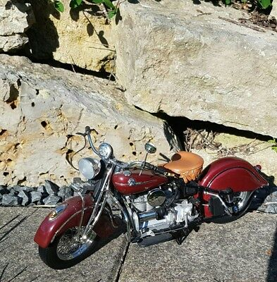 Franklin Mint Indian 442 1:10 Motorrad Modell