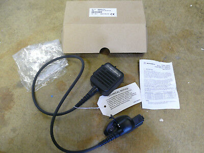 NOS Motorola NMN6247A Public-Safety Microphone XTS3000, XTS3500, and XTS5000