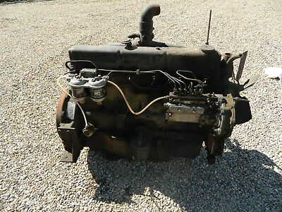 Ford/Fordson/Major 6 Cylinder Diesel Engine (Conversion) *SEE PHOTOS*