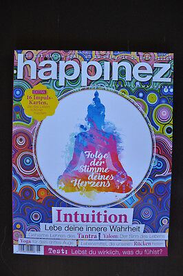 happinez: DAS MINDSTYLE MAGAZIN - 06/2018 - Intuition