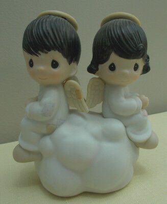 """Precious Moments Figurine """"But Love Goes On Forever"""" 1979"""