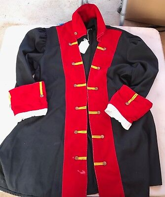 PIRATE COSTUME HALLOWEEN CLOTHING - RENAISSANCE - 32 Pieces Sold as 1 Lot