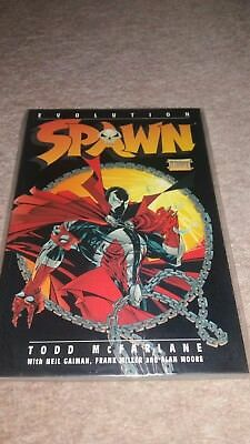 Spawn: Evolution by Todd McFarlane Graphic Novel Paperback