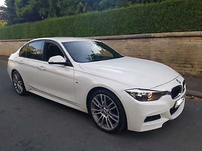 2014 64 BMW 320d 2.0 M SPORT HIGH SPEC DAMAGED REPAIRED