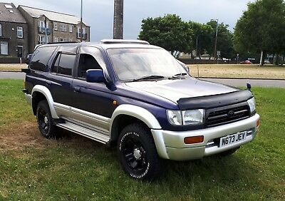1996 Toyota Hilux Surf 3.0 Ssr-X Limited A/c (Kzn185) Automatic Great Condition