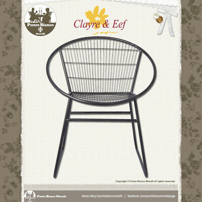CLAYRE & EEF | 5Y0359 | Sedia - Chair | Shabby chic