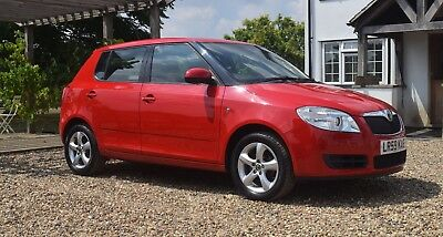 Immaculate Skoda Fabia 2 HTP 70 2009 5 dr LOW 22K miles ONLY