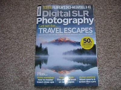 DIGITAL SLR PHOTOGRAPHY - August 2018 Issue 141