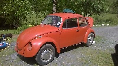 Classic VW Beetle, Project, including new floor pan and x 2 V5 regisitrations
