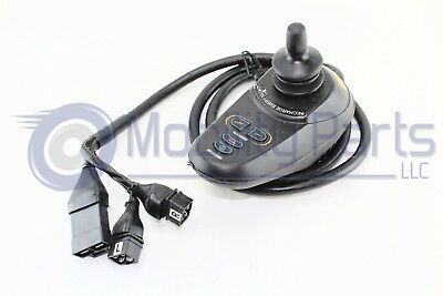 """Used Joystick from a Hoveround MPV5 - """"New VSI"""" Style - D51333.03"""
