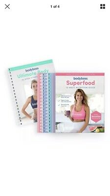Bodyboss Fitness & Diet Books
