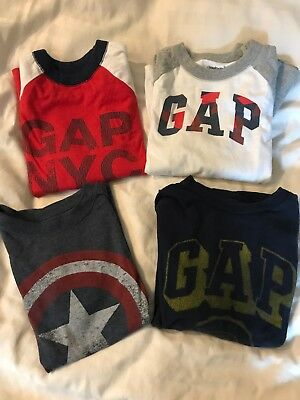 Gap Boys 6-7 Shirt Clothing Lot