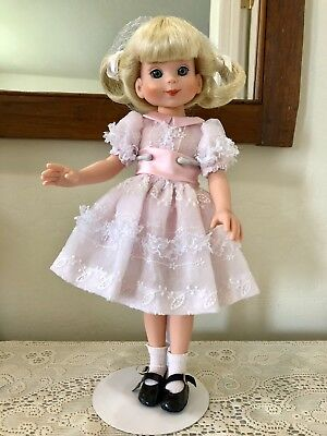 "Tonner Betsy McCall 14"" tagged Pink Party Dress, Slip, Undies & Shoes - Minty!"