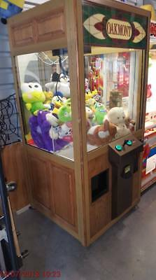 "36"" OAKMONT Mission Crane/Claw Machine Arcade Game! Super Cool!"