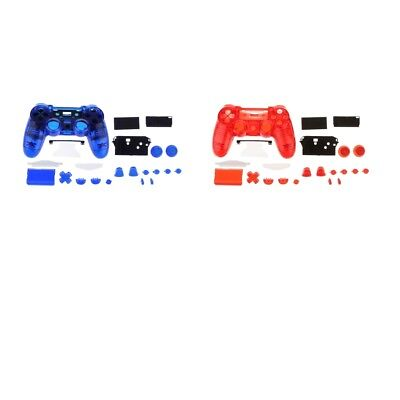 BLUE FULL HOUSING Shell Case Kits Replacement Parts for Sony