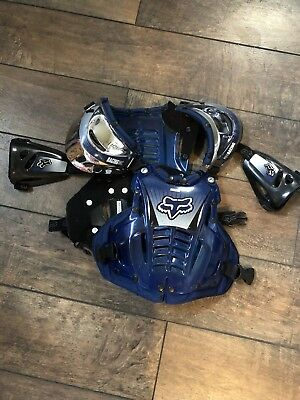 Youth Small FOX RACING chest protector