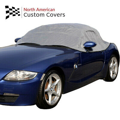Bmw Z4 Soft Top Roof Protector Half Cover E85 And E89