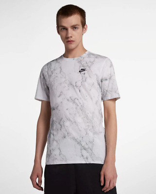 *NEW* Nike Sportswear Marble Men's T-Shirt The Goddess of Victory AR4037 100