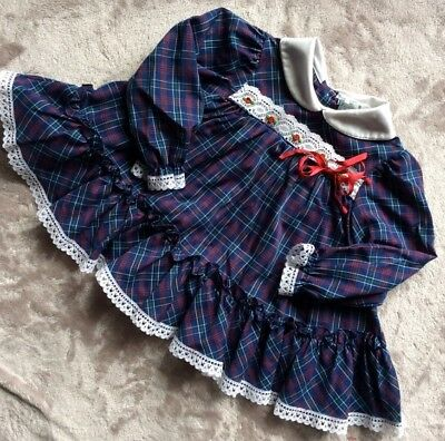 Baby Togs Vintage Dress 18 Months