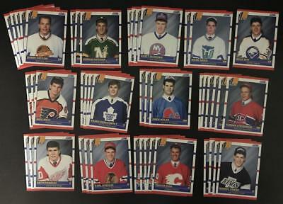 (HCW) 1990-91 Score American NHL Hockey Rookie RC Card Lot of 46 - See Pic