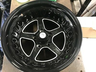 Street Pro II Convo Wheels 15 X 8.5 and 18 X 7 Holden/Chev Pattern