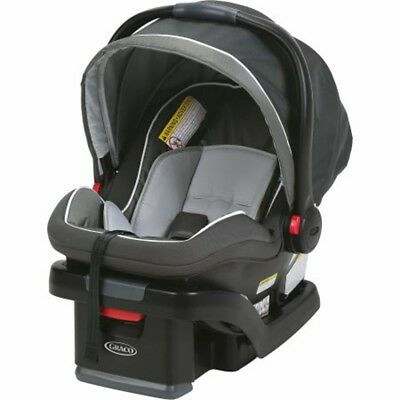Graco Infant Car Seat SnugRide SnugLock 35 5 Point Satety Harness New