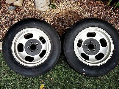 VALIANT ALLOY wheels and tyres early stud pattern 2 x14x7  AP5-6-VC-VE-VF-VG