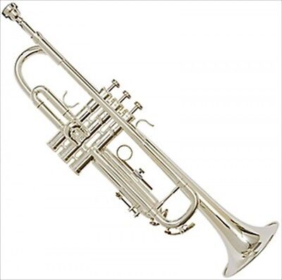 Kaerntner Trumpet Silver KTR 5/SV For Beginners Accessories included From Japan