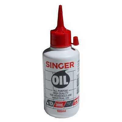NEW Singer Sewing Machine Oil By Spotlight
