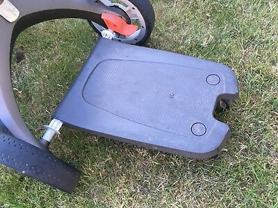 Stokke Xplory Sibling Rider Buggy Board Genuine Good condition