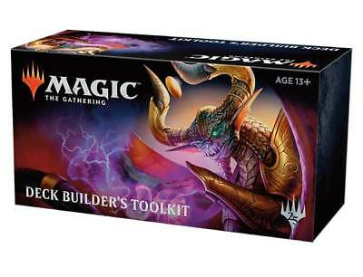 Mtg Magic Core Set 2019 Deckbuilder's Toolkit Italiano
