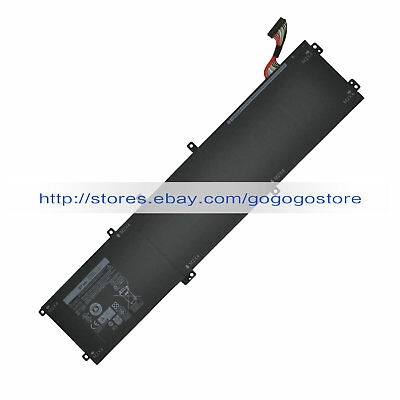 Genuine 6GTPY Battery For Dell 5520 M5510 M5520 15 2017 9560 i7-7700HQ 5XJ28 97W