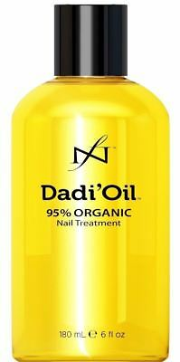 DADI'OIL 95% Organic Nail & Cuticle Conditioner Treatment Oil 180ml *HOT OFFER*