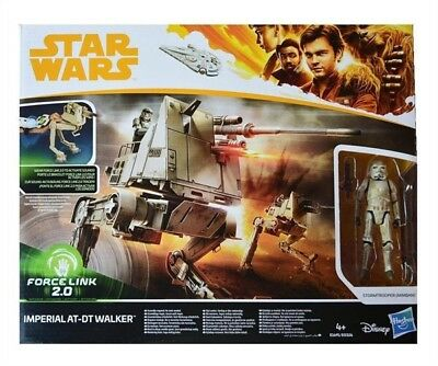 STAR WARS SOLO IMPERIAL AT-DT WALKER MIMBAN TROOPER Hasbro