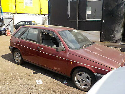 1993 Fiat Tipo  2.0 Ie Gt Barn Find Collectors Very Rare Not Many Around