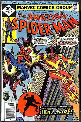 Amazing Spider-Man #172 FN